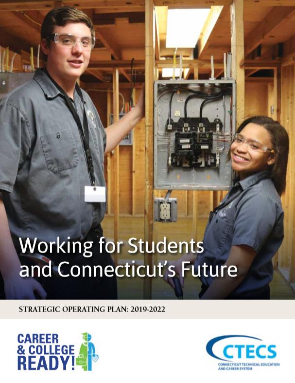 CTECS Strategic Operating Plan 2019-2022