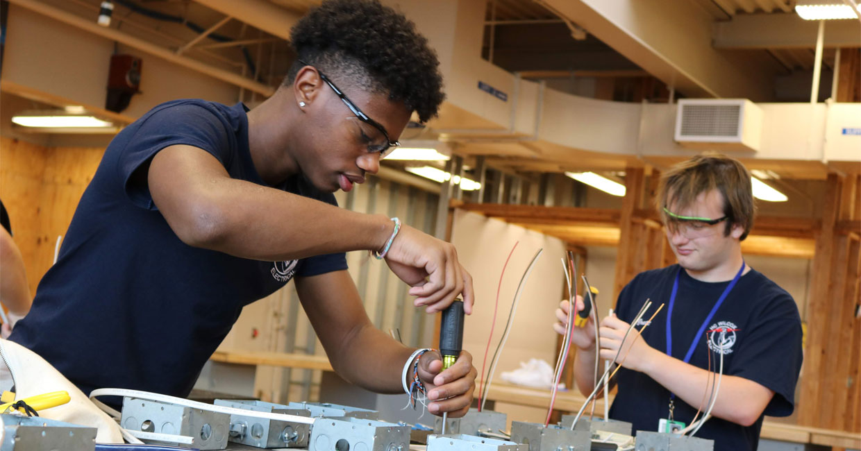 1. Connecticut's Leading Force in Career Technical Education